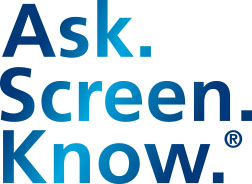 Ask.Screen.Know.